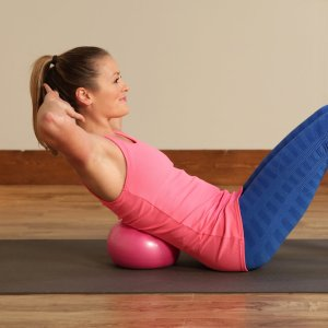 How-Use-Small-Exercise-Ball-Effectively